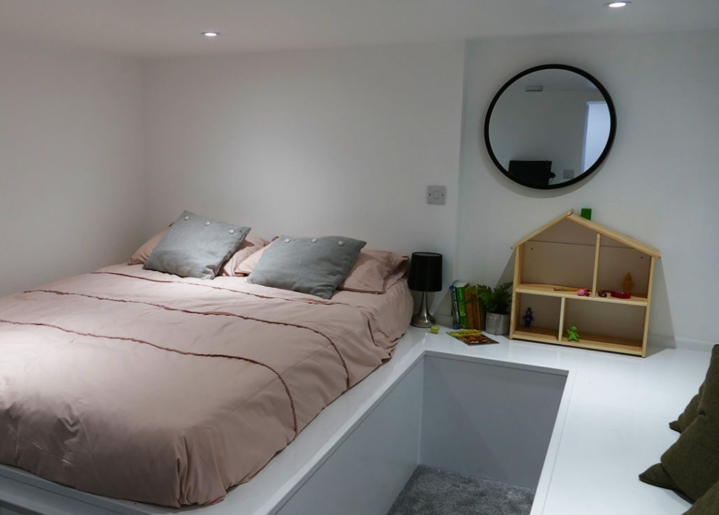 basement conversion in Huddersfield